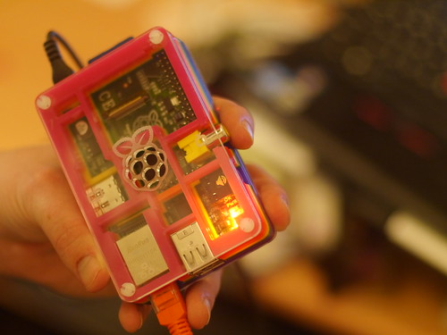 Raspberry Pi - PiBow Case