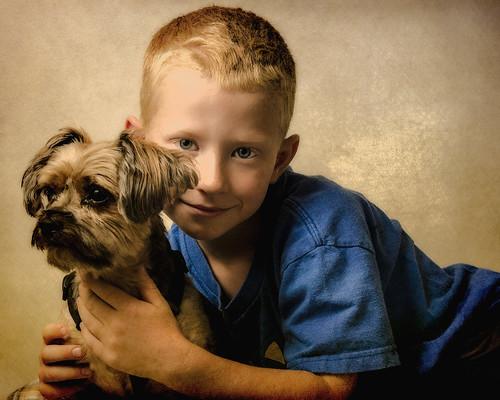 無料写真素材, 人物, 子供  男の子