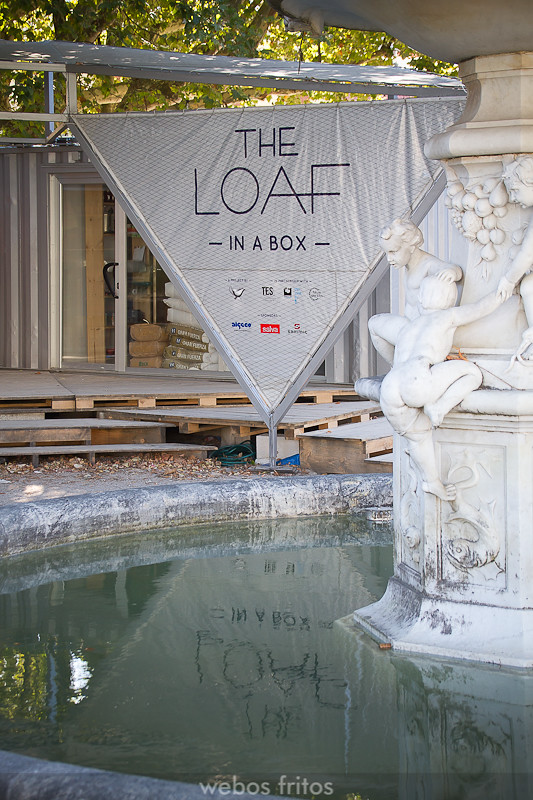 Entrada a 'The Loaf'