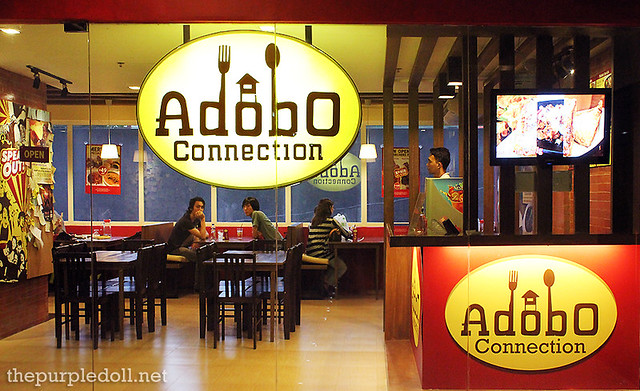 Adobo Connection One Archer's Place
