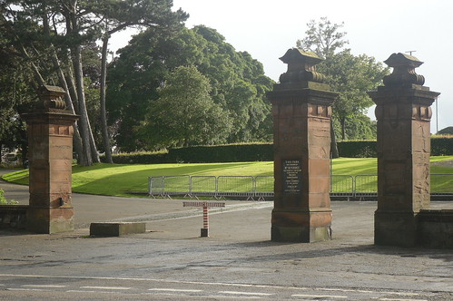 Beveridge Park Gates 2012