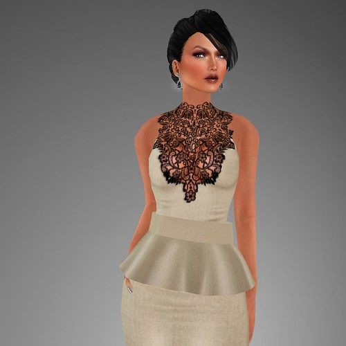 Look very classy in ELEGANT STEPS of Gizza ! by mimi.juneau *Mimi's Choice*