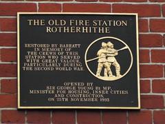 Photo of Bronze plaque № 11289