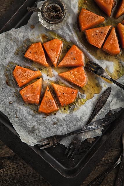 [302/366] Baked Sweet Pumpkin