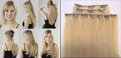 clip in hair extensions,hair extensions,