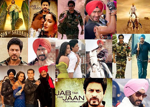 Son of Sardar vs Jab tak hai jaan