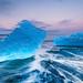 Blue Ice by Joe Azure