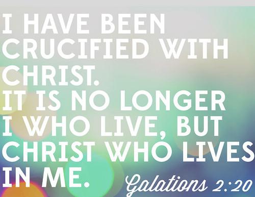 Galatians 2:20 by skeeler5995