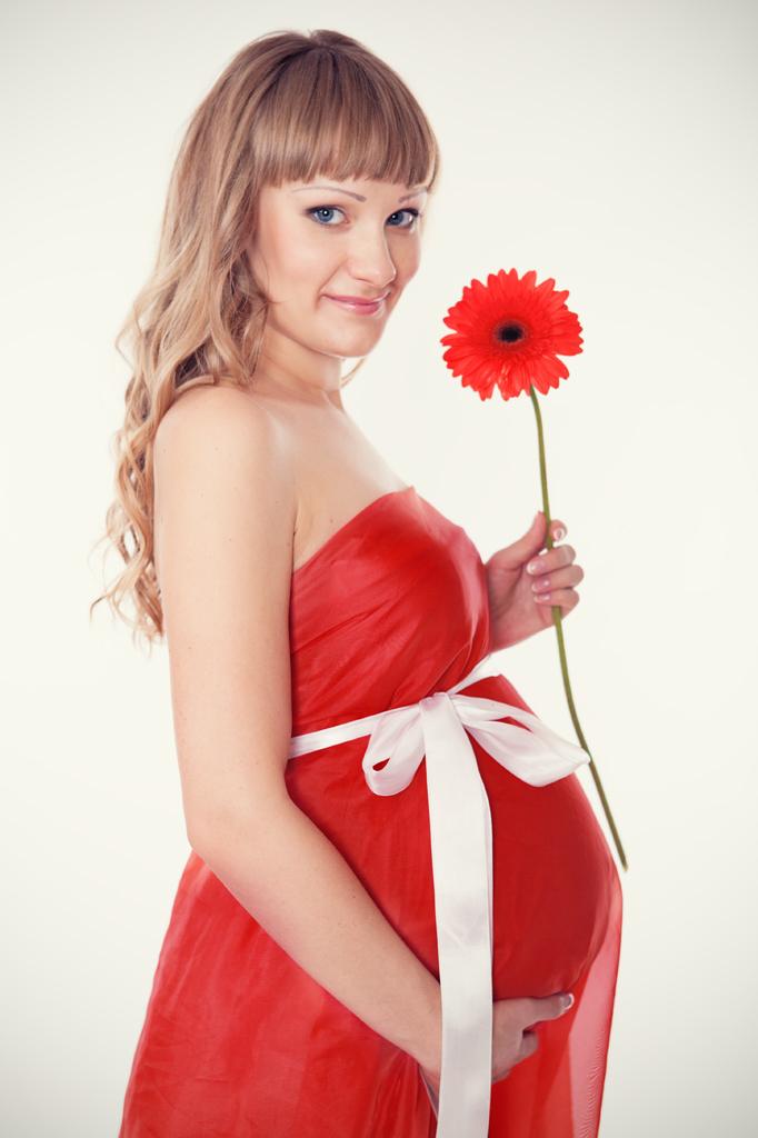 Фотосессия беременности, В ожидании чуда