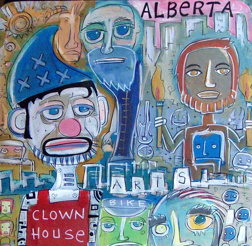 haberman-Alberta_TheClownHouse