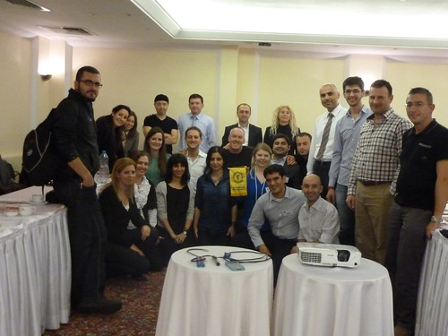 Istanbul Toastmasters by mattkrause1969