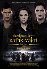 Alacakaranlık Efsanesi: Şafak Vakti Bölüm 2 - The Twilight Saga: Breaking Dawn Part 2 (2012)