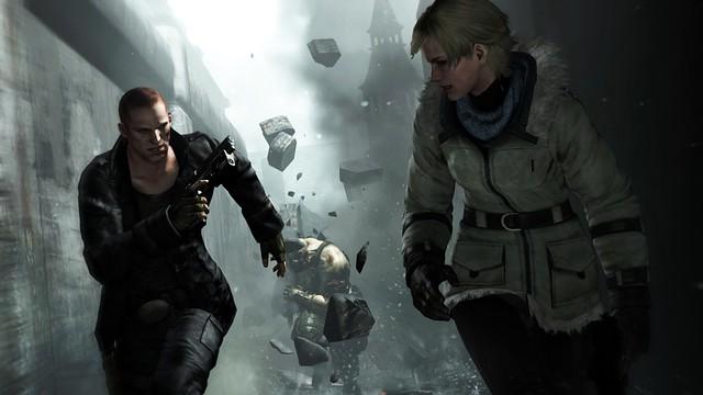 Resident Evil 6 - L'Ustanak