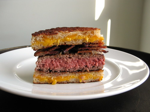 the all-american burger