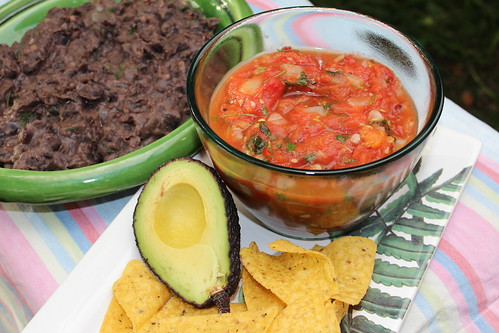 Smokey Tomato Salsa