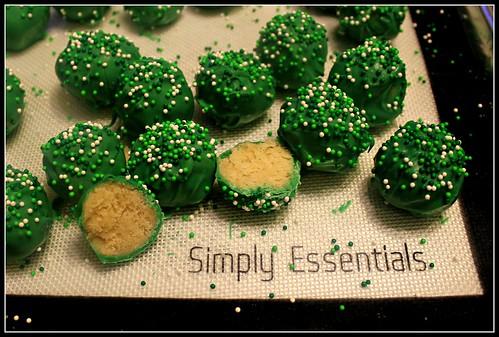 sugar cookie truffles