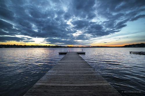 sunset sky lake seascape water clouds landscape pier washington spring dock waves unitedstates sunsetpark lakestevens