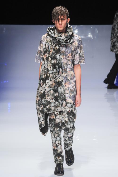 FW14 Tokyo KIDILL024_Andrey Machekhin(Fashion Press)