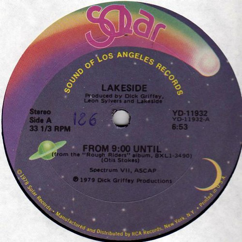 Lakeside - From 9:00 Until