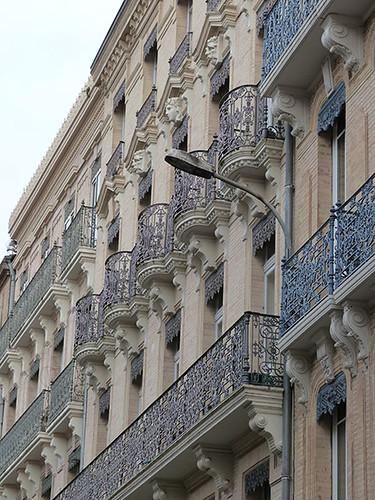 façades Toulouse