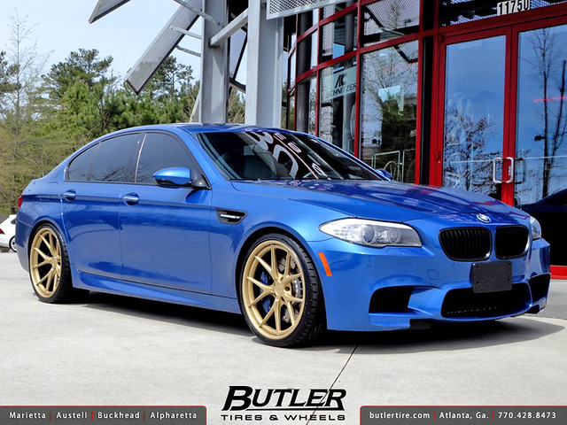 bmw f10 m5 with 21in niche stuttgart wheels flickr photo sharing. Black Bedroom Furniture Sets. Home Design Ideas
