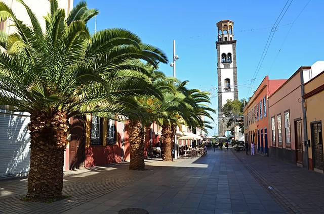 Calle Noria, Santa Cruz, Tenerife