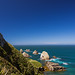 lighthouse at nugget point by muddii