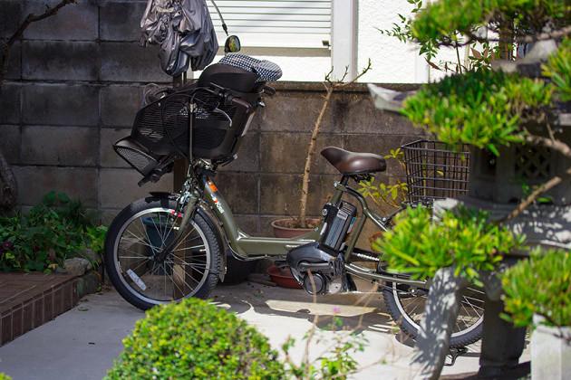 子供乗せ電動自転車ヤマハパスキスミニ