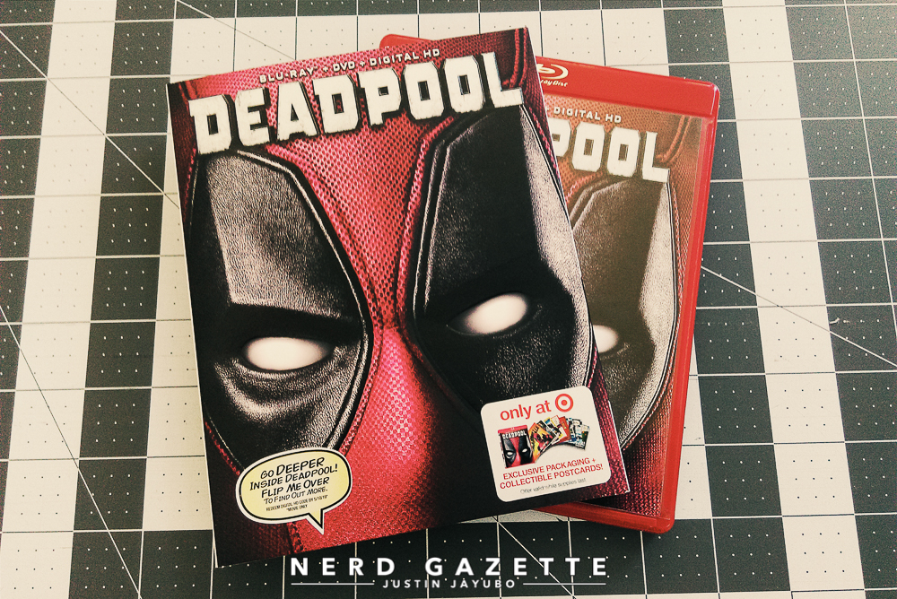 Deadpool Blu-ray (Target Exclusive) | VSCO A3