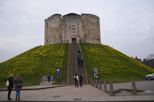 Clifford Tower York Mar 16 (3)