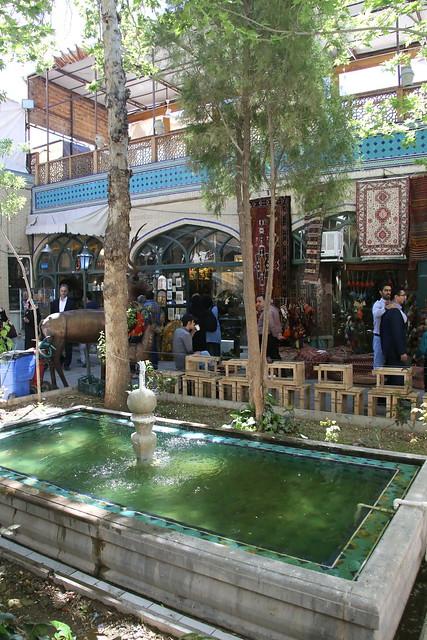 The bazaar.