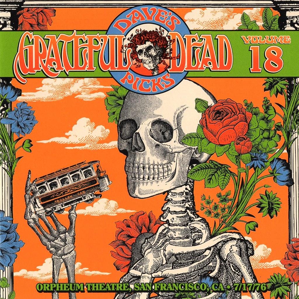 grateful dead daves picks vol 18