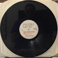 THE PHARCYDE:PASSIN' ME BY(RECORD SIDE-A)