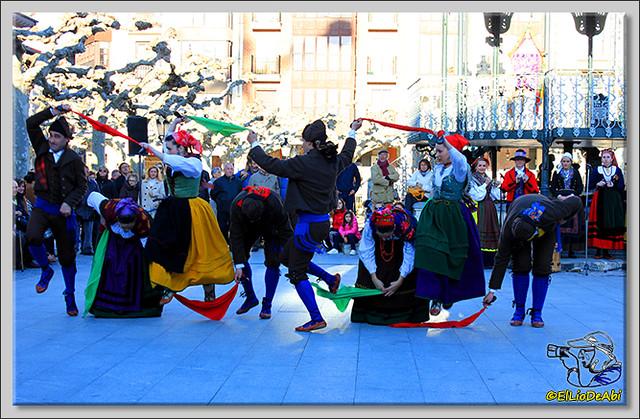 Danzas burgalesas Justo del Río en Briviesca (4)