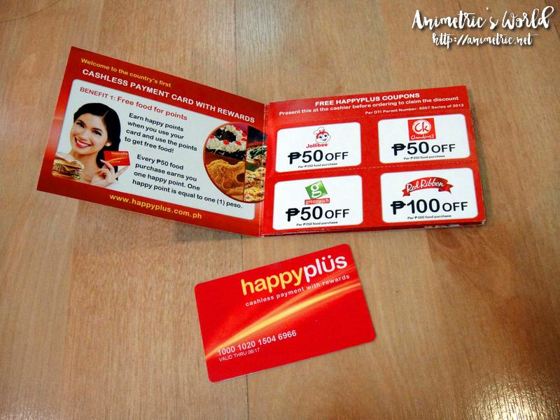 Jollibee Happyplus Card