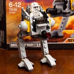 Star Wars Lego- AT-DP, Set 75130