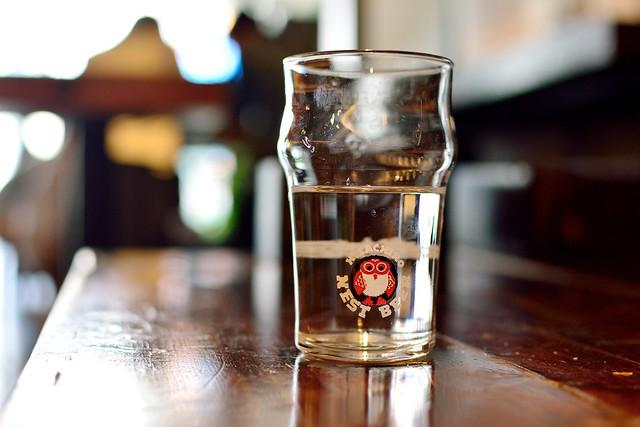 酒蔵の仕込み水