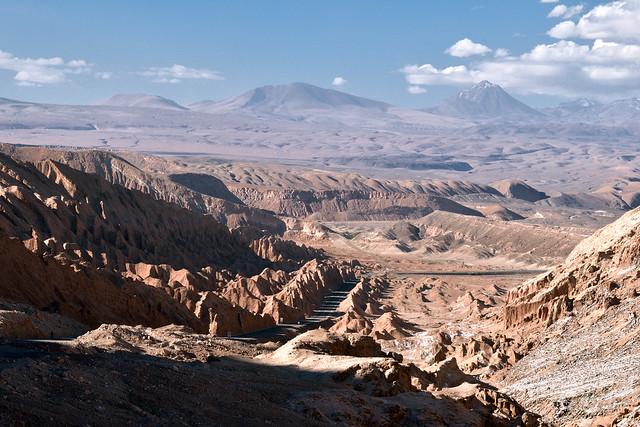 Ruta del Desierto, Calama - San Pedro de Atacama