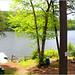 Lac Croche, dîner du club de marche de Ripon