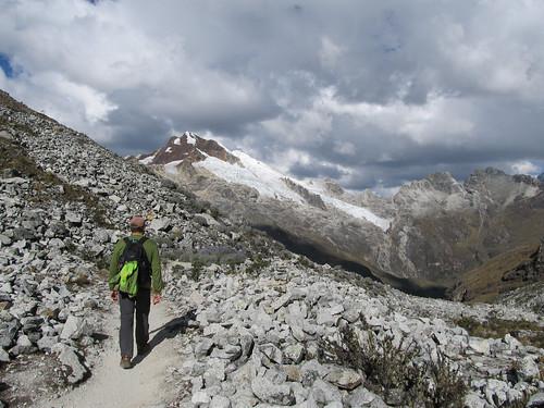 Parque Nacional Huascarán: et c'est parti pour la descente !