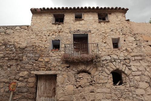 Fonz,Renacimiento 16. Huesca, España 7c.