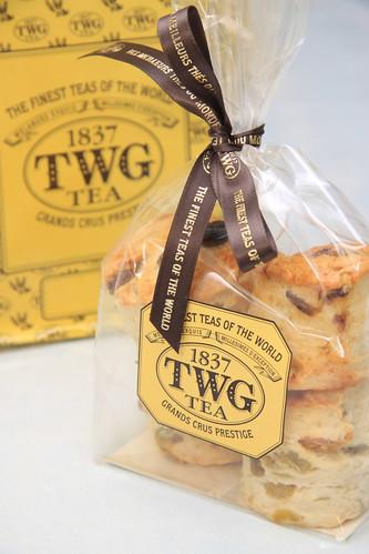 TWG scones