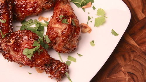 Southeast Asian Sticky Wings