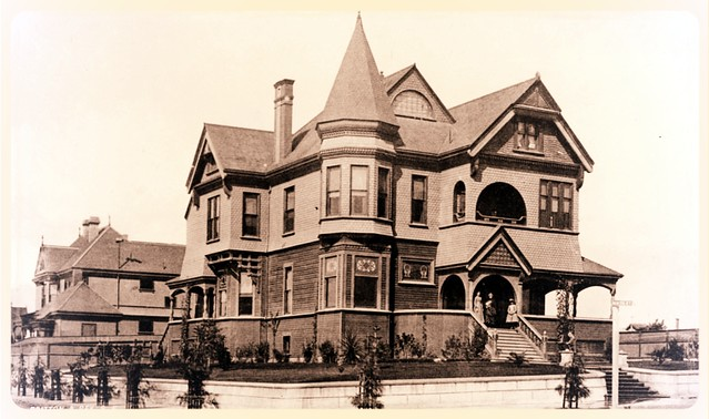 1890 victorian shingle style flickr photo sharing for Victorian shingles