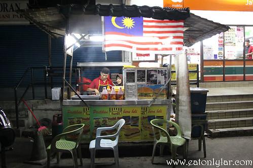 OM Burger Stall, Selangor