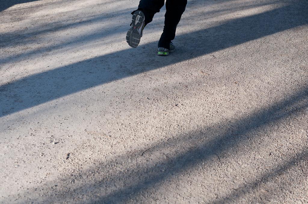 running sole