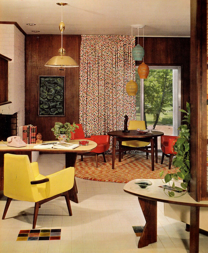 retrospace the vintage home 15 1965 interiors