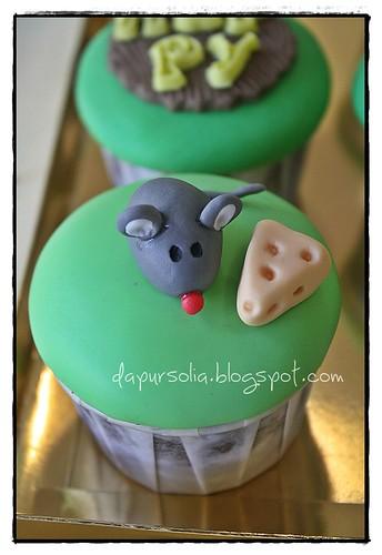 03 Animal Cupcakes