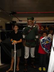 Link from Skyward Sword