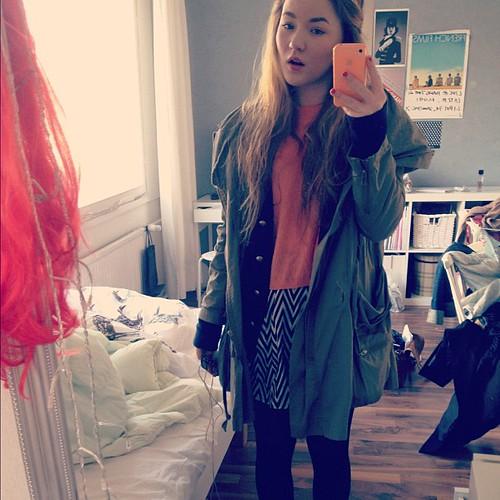#outfit #me #monki #hm #asos #migreenihame #takkirepeeihajust #eiollukylmä #luennollaontylsää